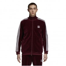 adidas Originals Velour BB Track Top - Džemperiai
