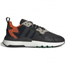 adidas Originals Nite Jogger Boost Black Orange