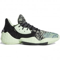 adidas Harden Vol.4 Glow Green Core Black