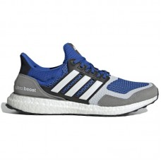 adidas UltraBOOST S&L Blue Footwear White
