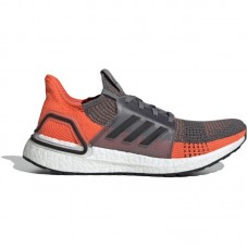 adidas UltraBOOST 19 Grey Black Coral