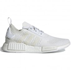 adidas Originals NMD R1 Primeknit Triple White