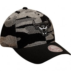 Mitchell & Ness NBA Chicago Bulls Camo Knit Snapback kepurė