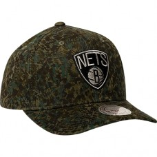 Mitchell & Ness NBA Brooklyn Nets Abstract Camo kepurė
