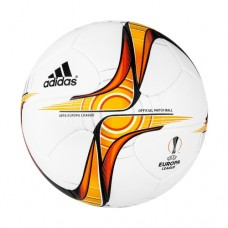 adidas Europa League Official Match Ball futbolo kamuolys