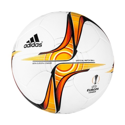 adidas Europa League Official Match Ball futbolo kamuolys - Futbolo kamuoliai