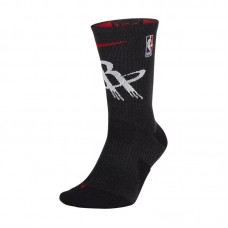 Nike NBA Houston Rockets Elite Crew kojinės