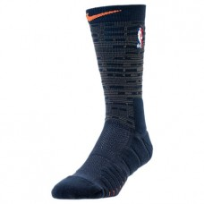 Nike NBA New York Knicks City Edition Elite Quick kojinės - Kojinės