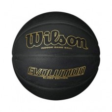 WILSON Evolution Blackout Edition krepšino kamulolys
