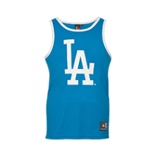 Majestic MLB Los Angeles Dodgers Coulson Sports Vest marškinėliai